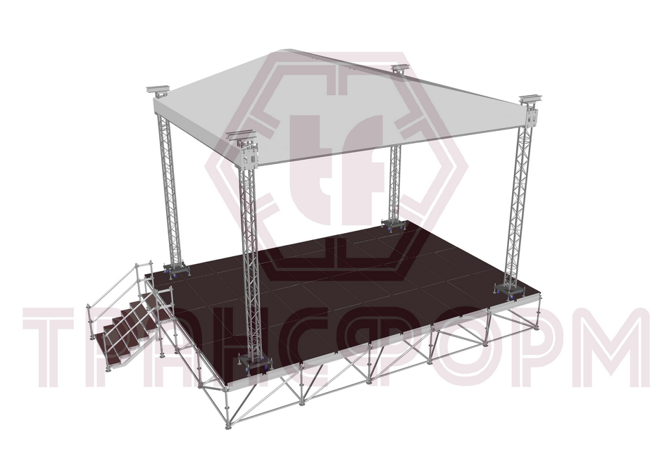 MPT Roof 8x6